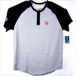 Levelwear NCAA Indiana Hoosiers Men's Shirt Sz XL
